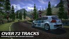 Rush Rally 2 v1.118  Unlocked   Rush Rally 2 v1.118  UnlockedRequirements:4.0.3Overview:-- Rush Rally 2 is the most authentic and thrilling rally simulation on your mobile all running at an astounding 60fps. Console quality racing on your mobile! --  RACE IN ALL CONDITIONS OVER LOADS OF TRACKS! Race at night or day in rain or snow! Rally through 7 Countries over 72 unique stages each with different surface types including snow gravel tarmac and sand. Even take on the legendary 12.42 Miles…