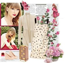 """""""Taylor Swift"""" by firewitch23 ❤ liked on Polyvore"""
