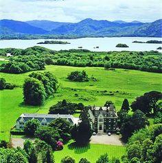 Tour Killarney National Park & Cahernane House Hotel