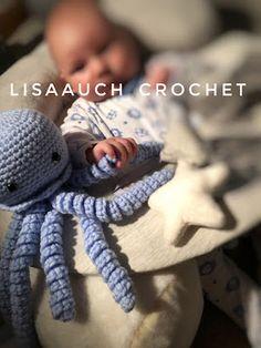 Modern Crochet Patterns, Fish Patterns, Crochet Toys Patterns, Stuffed Toys Patterns, Crocheted Jellyfish, Magic Circle, Double Knitting, Cute Crochet, Yarn Needle