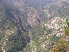 Eira do Serrado. Madeira