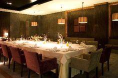 Restaurante Al-Zagal (Hotel Center).Cocina de autor,en pleno centro