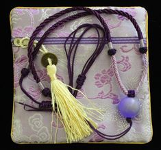 Healing Light, Natural Healing, Yin Energy, Structured Water, Spiritual Awareness, All The Colors, Color Change, Tassel Necklace, Gems