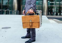 A timeless piece   #briefcase  #bag #livefolk