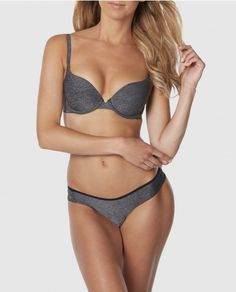 Heather Demi Bra - Sexy Tease | La Senza Lingerie