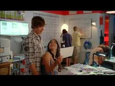 High School Musical 3 Bloopers - This makes me so happy.