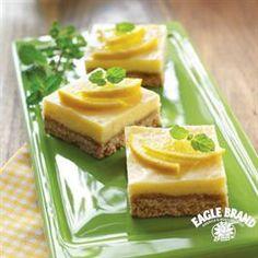 Lemon Heaven Dessert Squares from Eagle Brand®
