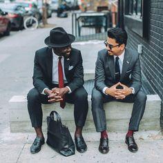 #Robert's #Style #Slim #Suit #Fashion #Look #Men #Outfit  #Inspiración #Hombre #Caballero #Tienda #Ropa