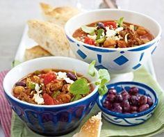 Gyros-Tomaten-Suppe Rezept - Chefkoch-Rezepte auf LECKER.de | Kochen, Backen und schnelle Gerichte