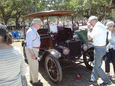 1922 Ford Model T Wagon