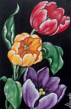 Jill Alexander Tulip Trio