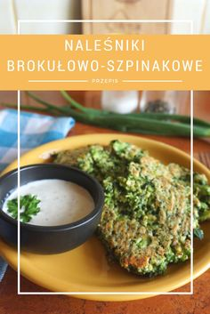 Przepis: Pieczone naleśniki brokułowo-szpinakowe Grains, Rice, Kitchen, Recipes, Food, Cooking, Kitchens, Recipies, Essen