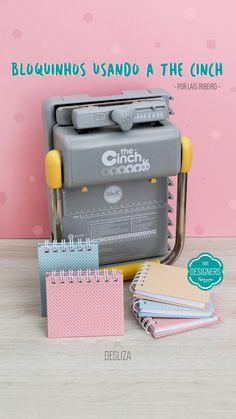 The Cinch, Cool School Supplies, Craft Supplies, Spiral Book Binding, Recipe Book Design, Discbound Planner, Kawaii Room, Cool Gadgets To Buy, Custom Notebooks