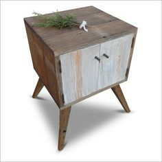 LOVE! Raki Once Upon a Queenslander Bedside Table