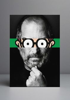 Animated Celebrities by Rui Pinho, via From up North