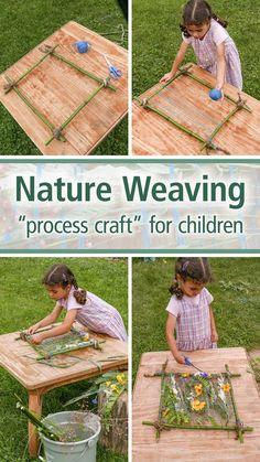 Outdoor Activities For Kids, Nature Activities, Toddler Learning Activities, Summer Activities, Outdoor Fun For Kids, Camping Activities, Preschool Crafts, Fun Crafts, Crafts For Kids