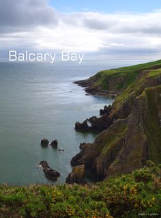 This was a truly beautiful walk. Balcary Bay, Dumfries and Galloway, Scotland.
