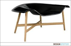 From Jonas Lyndby Jensen (Denmark): Dune lounge chair