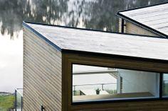Houses  Woodlands  Henning Larsen Architects