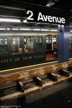 "New York City Transit ""Nostalgia"" Subway Train by Ottawa Bus Gallery Mykonos, Santorini, New York Subway, Nyc Subway, Photographie New York, Trains, S Bahn, Empire State Of Mind, I Love Nyc"