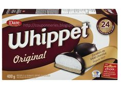 Coupons et Circulaires: 1$ Biscuits WHIPPET