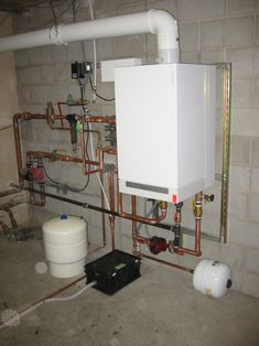 Custom Hydronic System by Radiant Engineering - contact for more information on radiant heating at radiantengineering.com.