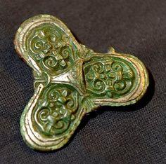 Amatørarkæologers smykkefund fra Vang og V. Vandet er på vej til Nationalmuseet. Men kopier af de to vikingetidssmykker kan købes på Thisted Museum