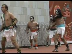 Pok ta Pok - YouTube - Precolumbian ball game played with varying rules throughout Mesoamerica.