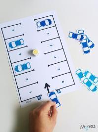 jeux de voiture à imprimer