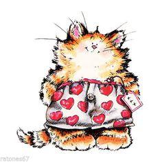 "Képtalálat a következőre: ""penny black rubber stamps"" Penny Black Karten, Penny Black Cards, Penny Black Stamps, Cat Paws, Dog Cat, Baby Animals, Cute Animals, Blue Nose Friends, Cat Character"