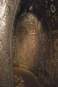 The Shell Grotto - Margate, Kent, England. By JourneyVerse