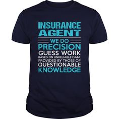 INSURANCE AGENT T-Shirts, Hoodies. Get It Now ==>…
