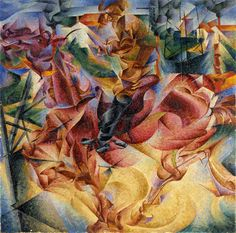 Umberto Boccioni Elasticidad (1912)_img_9