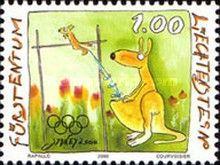 Liechtenstein - Postage stamps - 2000-2009