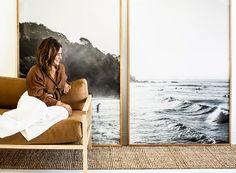 Kara Rosenlund Goes Extra Large — Adore Home Magazine Dining Room Wall Decor, Metal Wall Decor, Metal Wall Art, Kara Rosenlund, Oversized Wall Art, Extra Large Wall Art, Home Room Design, House And Home Magazine, Wall Art Sets