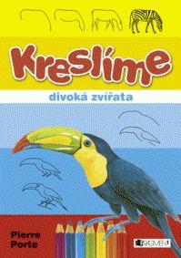 KRESLÍME divoká zvířata (Fragment) Kiwi, Parrot, Drawing, Animals, Parrot Bird, Animales, Animaux, Parrots, Drawings