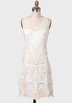 Balcony Seating Sweetheart Dress at #Ruche @Ruche.  Too white for a wedding?
