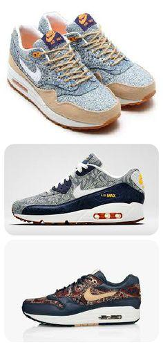 low priced 66644 cd280 Nike x Liberty Air Max WMN