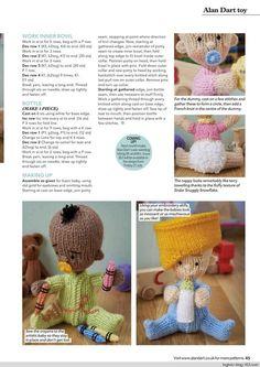 Simply Knitting №161 2017 - 轻描淡写 - 轻描淡写