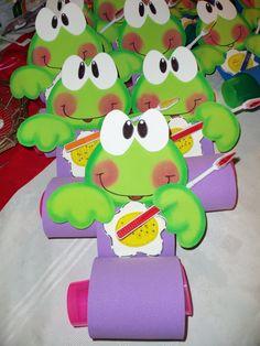 regalitos para el dia del niño en goma eva - Buscar con Google