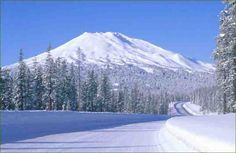 Bend is my favorite.  I'd love to own one of the Mt. Bachelor condos and retire there.  The city is fantastic and full of quilting talent.  --- mt. bachelor near bend & sunriver, oregon