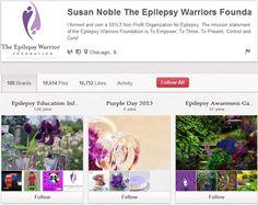 Susan Noble The Epilespy Warriors Foundation