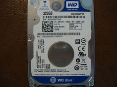 Western Digital WD3200LPVX-75V0TT0 DCM:EAMTJHBB 320gb Sata - Effective Electronics #datarecovery #harddriverepair #computerrepair #harddrives #harddriveparts #westerndigital