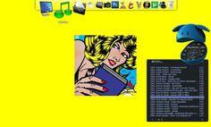 pop, contraste amarillo azúl Desktop, Windows, Movie Posters, Movies, Art, Blue Nails, 2016 Movies, Film Poster, Films