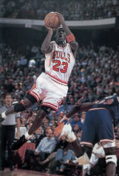 Michael Jordan is the greatest basketball player of all time. Jordan was one of the most effectively marketed athletes of his generation and was considered instrumental in popularizing the NBA around the world in the 1980s and 1990s. Legend.
