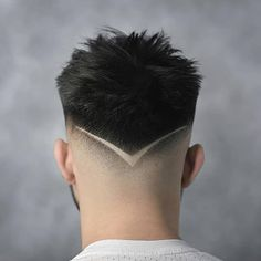 Picture by: Tag us for a chance to be featured! Hashtag Picture by: Tag us for a chance to be featured! Barber Haircuts, Haircuts For Men, Haircut Men, Top Fade Haircut, Retro Haircut, Hair And Beard Styles, Hair Styles, Gents Hair Style, Shaved Hair Designs