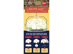 3 Ways to Cut and Cook Cauliflower