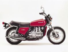 1975 Honda GL1000 Gold Wing (First Production)