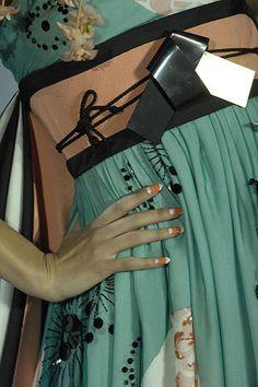 Christian Dior Spring 2007 Couture Fashion Show Details
