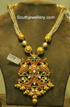 multistrings pearls necklace designs